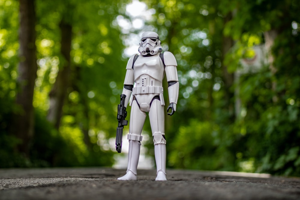 Star Wars Clonetrooper action figure