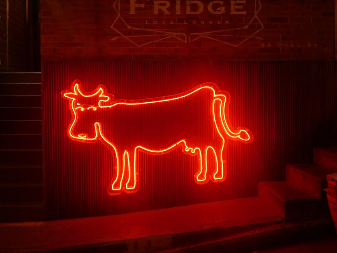 It's a Cow