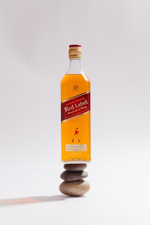 Johnny Walker ed Label bottle