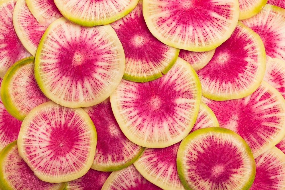 slice fruits