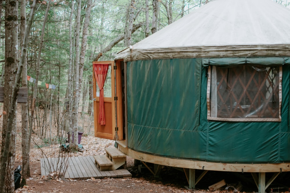 Building, housing, mobile home and tent | HD photo by Andrea Davis