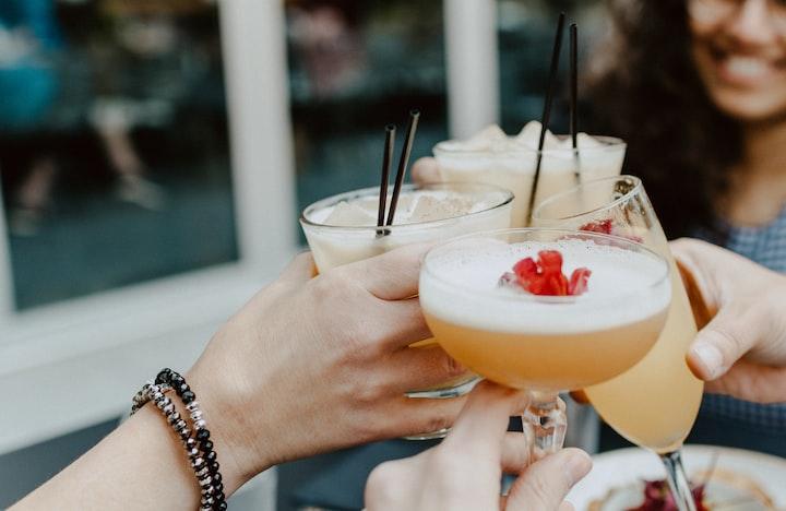 Top 5 Classic Boozy Drinks