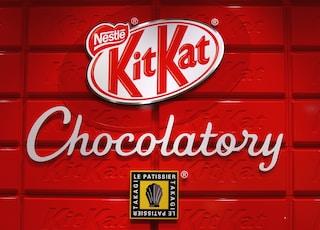 Nestle Kitkat chocolatory