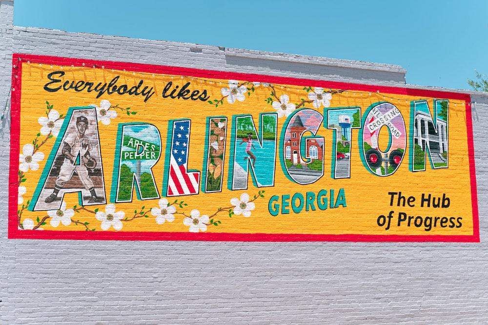 Arlington Georgia The Hub of Progress