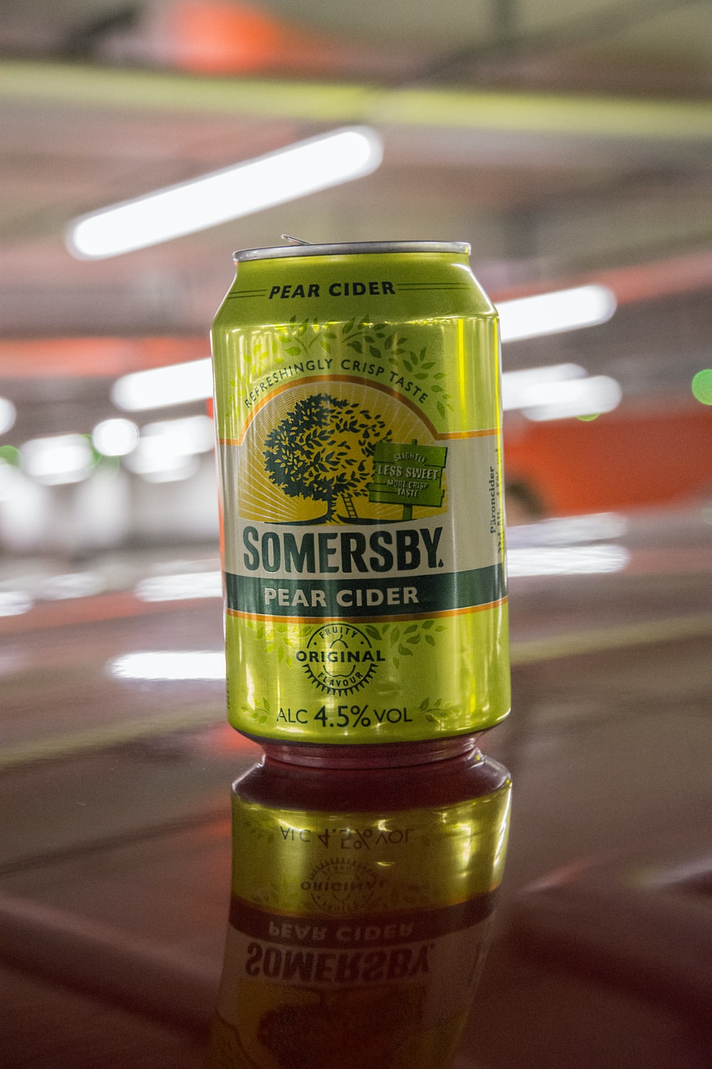 Somersby Pear Cider can