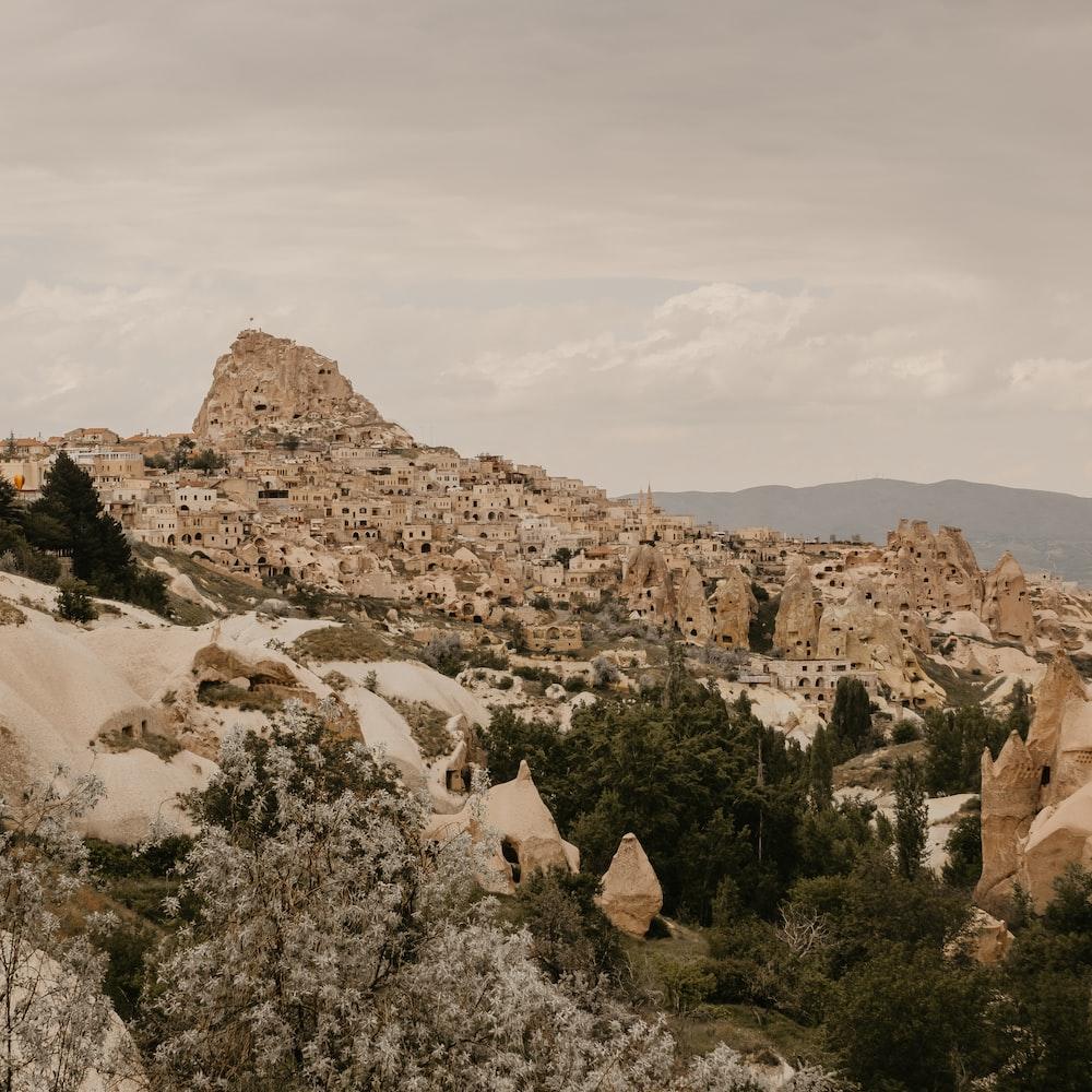 Cappadocia, Turkey during daytime
