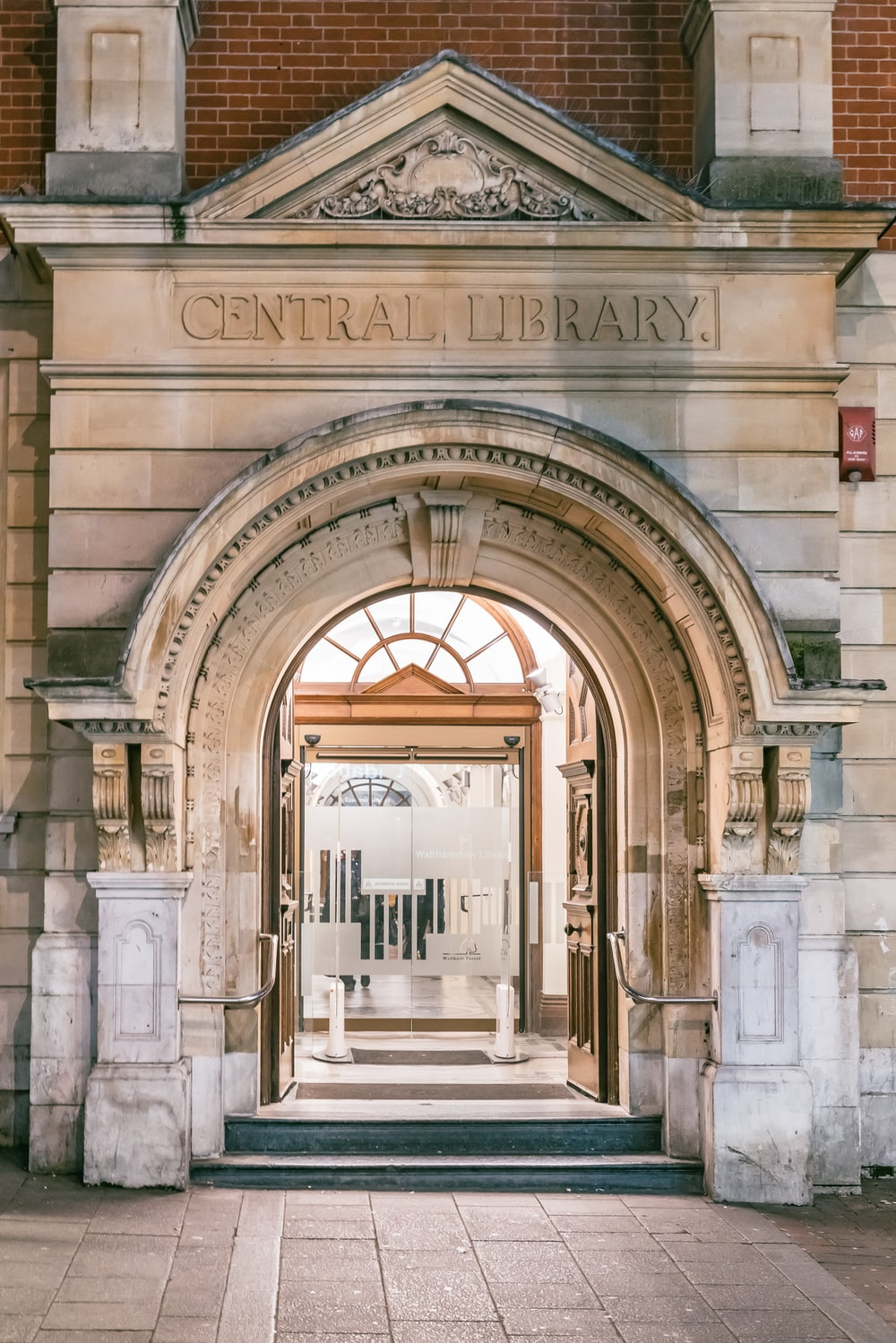 Central Library building