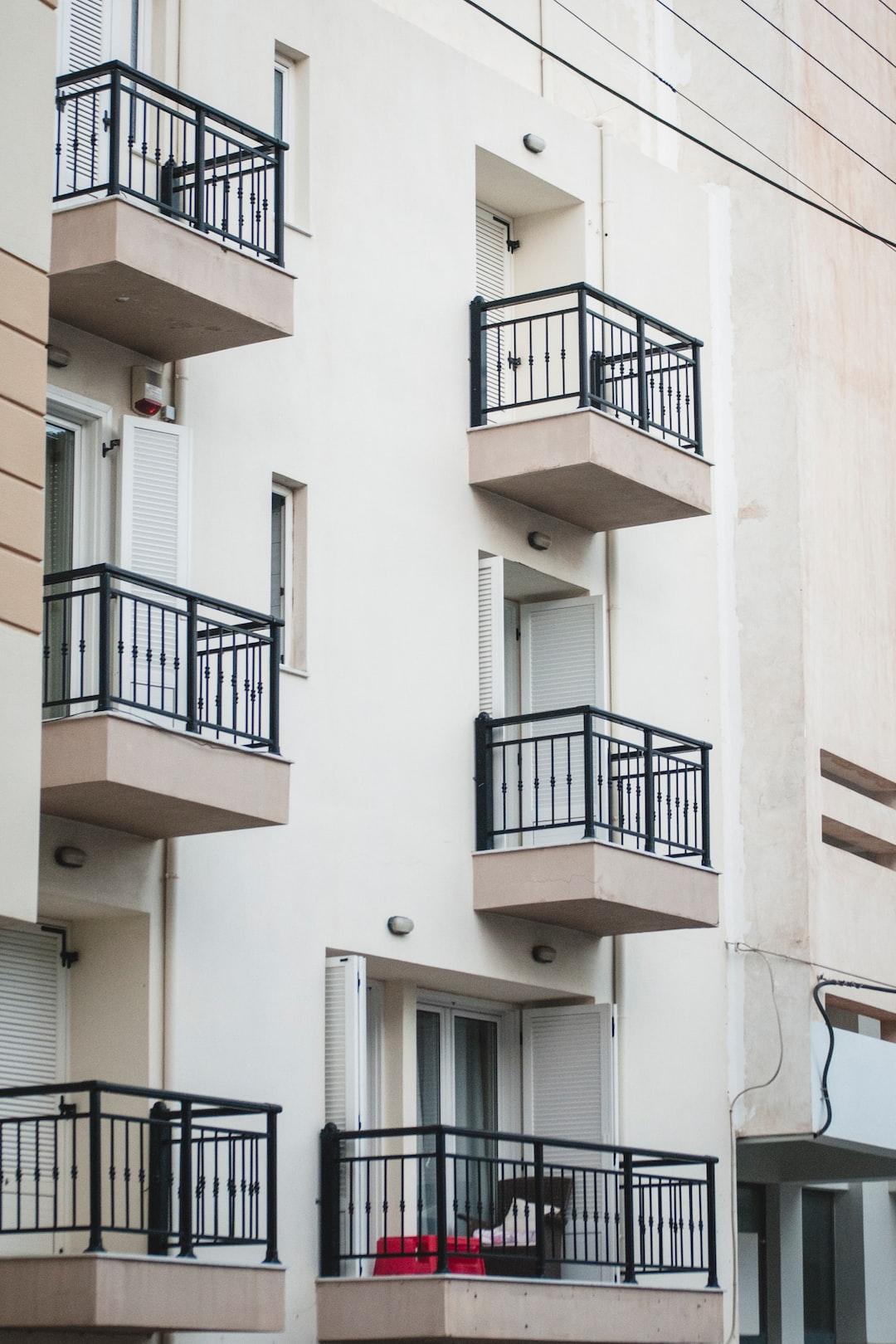 Wie groß darf ein Balkon sein ohne Genehmigung?