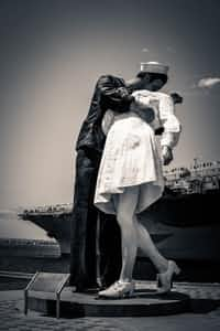 Crossing paths.   The love letter from the Sailor to her Marine. crossing paths stories