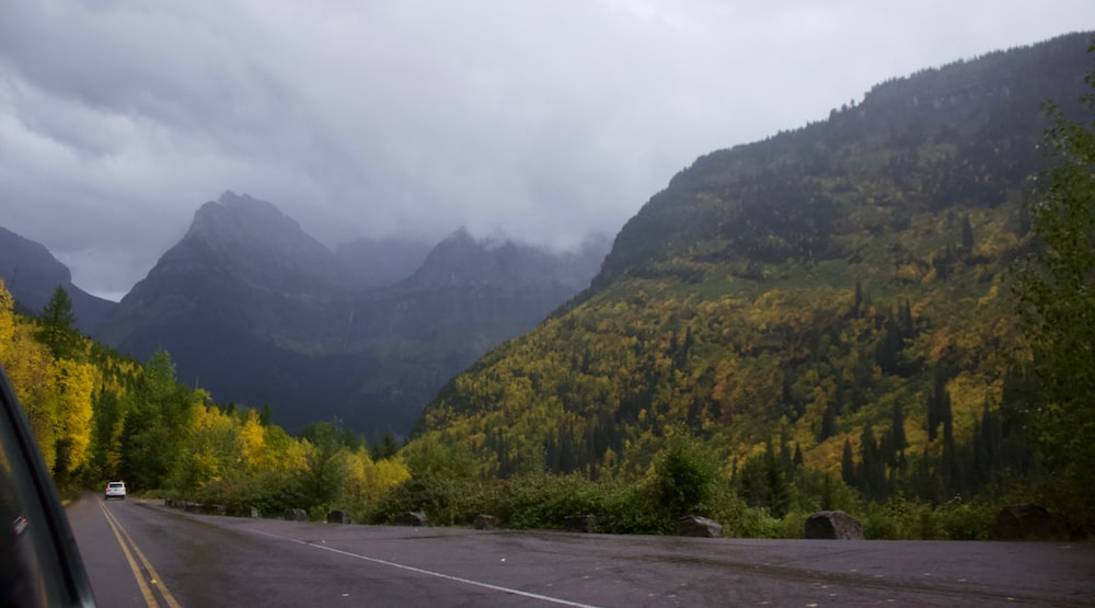 going to the sun road montana