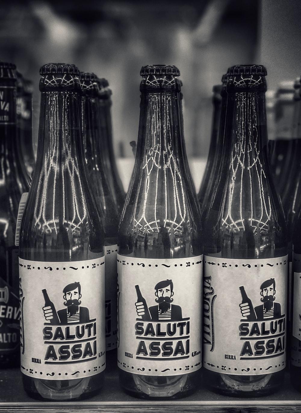 Saluti Assai bottles