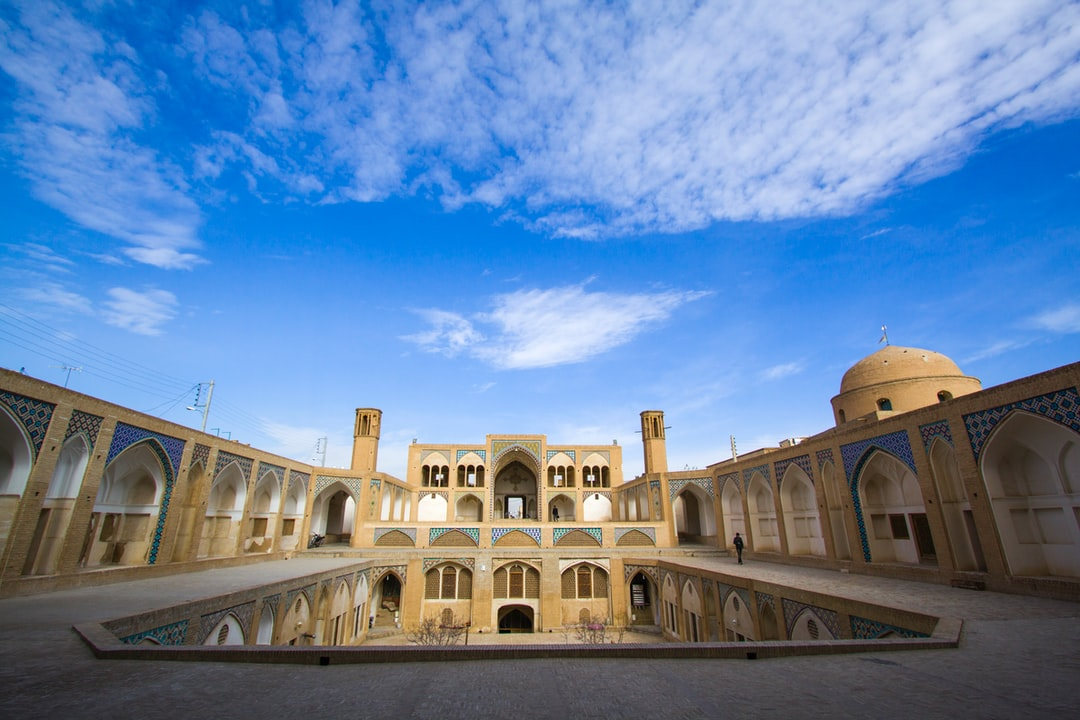Agha Bozorg mosque is a historical mosque in Kashan, Iran.