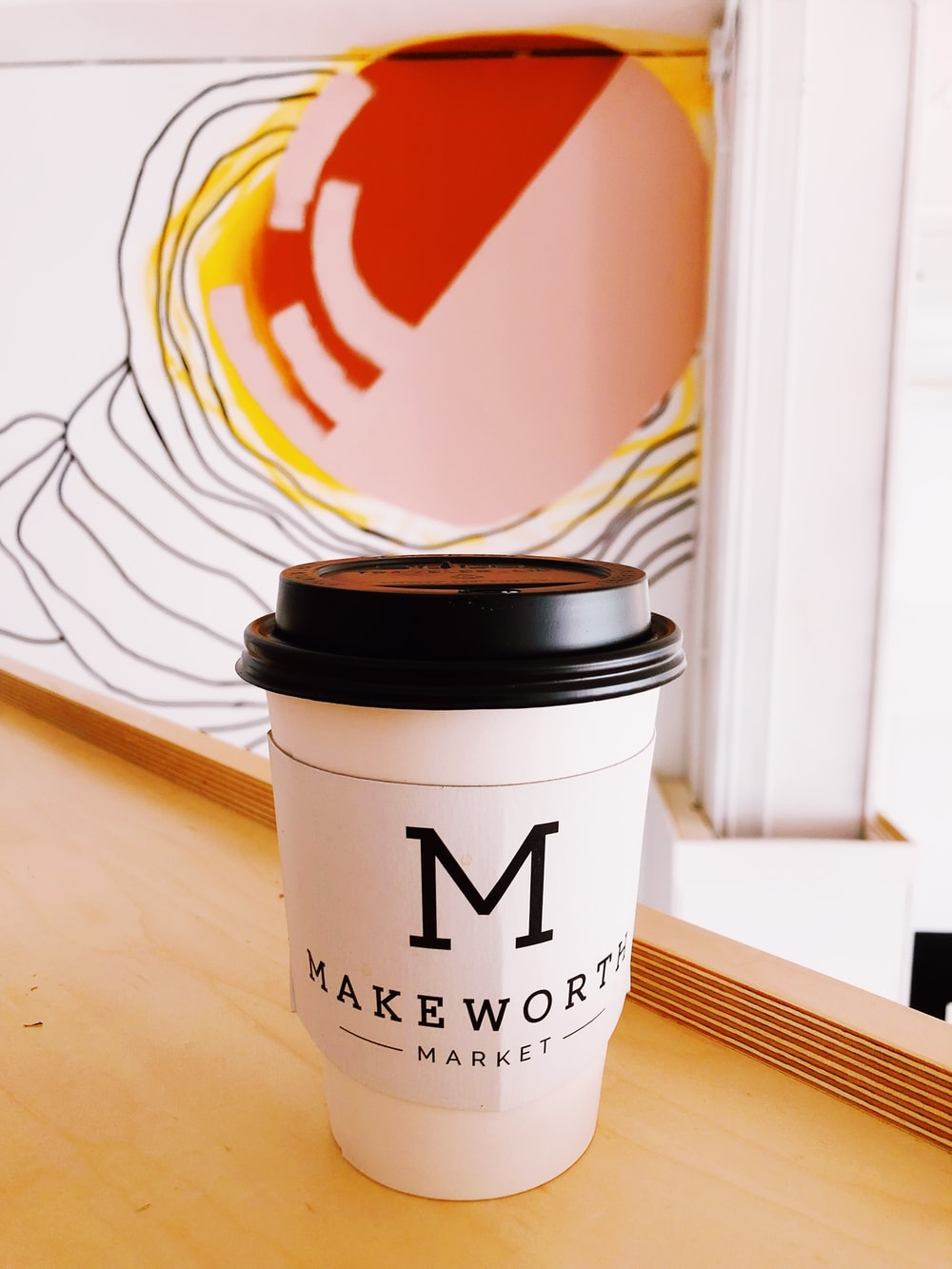Makeworthy market cup