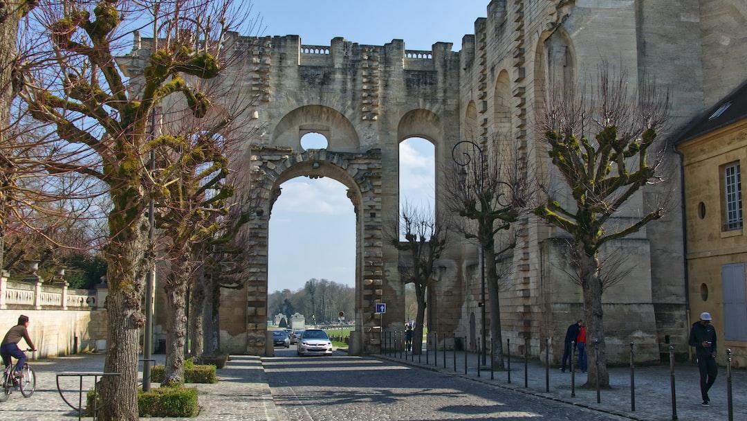 Porte Saint-Denis à Chantilly