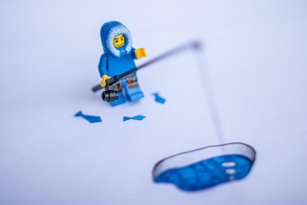 Lego character minifig art