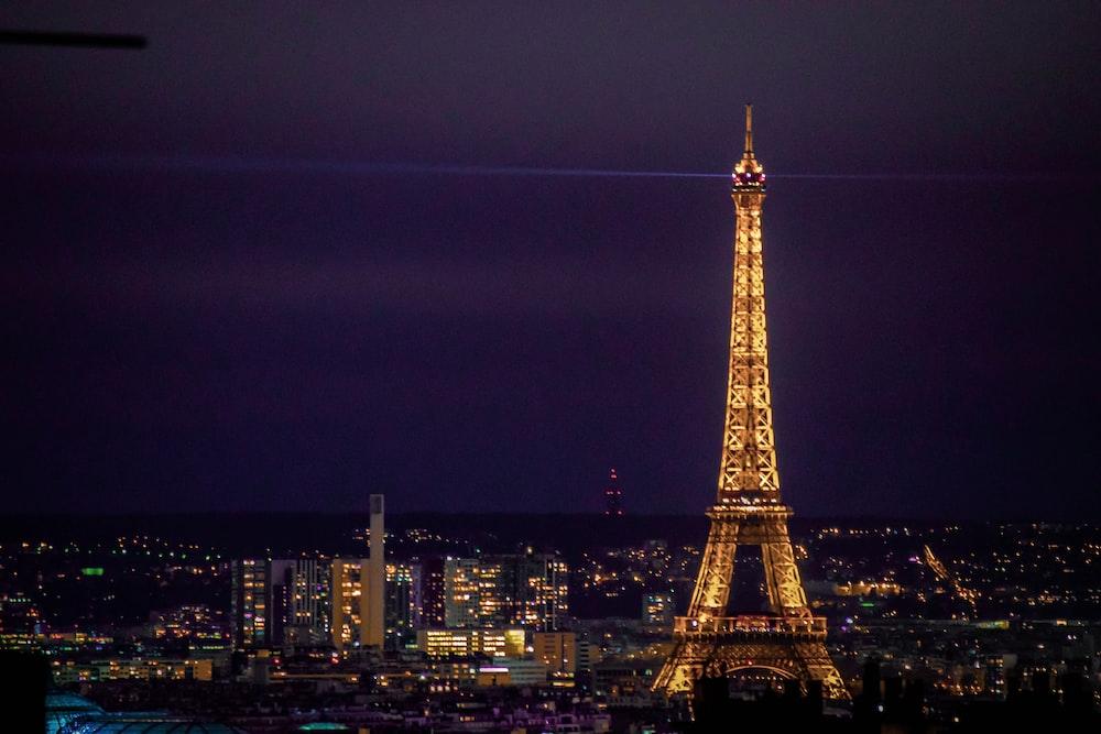 Eiffel tower Paris. France
