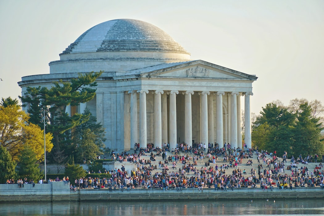 The influence of ancient Rome on architecture is all around us. The Jefferson Memorial in Washington, D.C., is almost a dead-ringer for the Pantheon. And the original Penn Station in New York was modeled on the Baths of Caracalla.