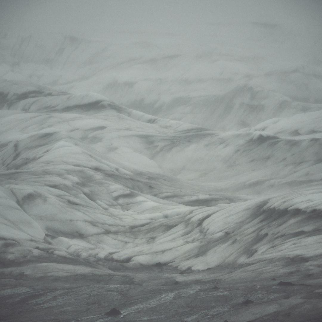 Vatnajokull glacier, Iceland