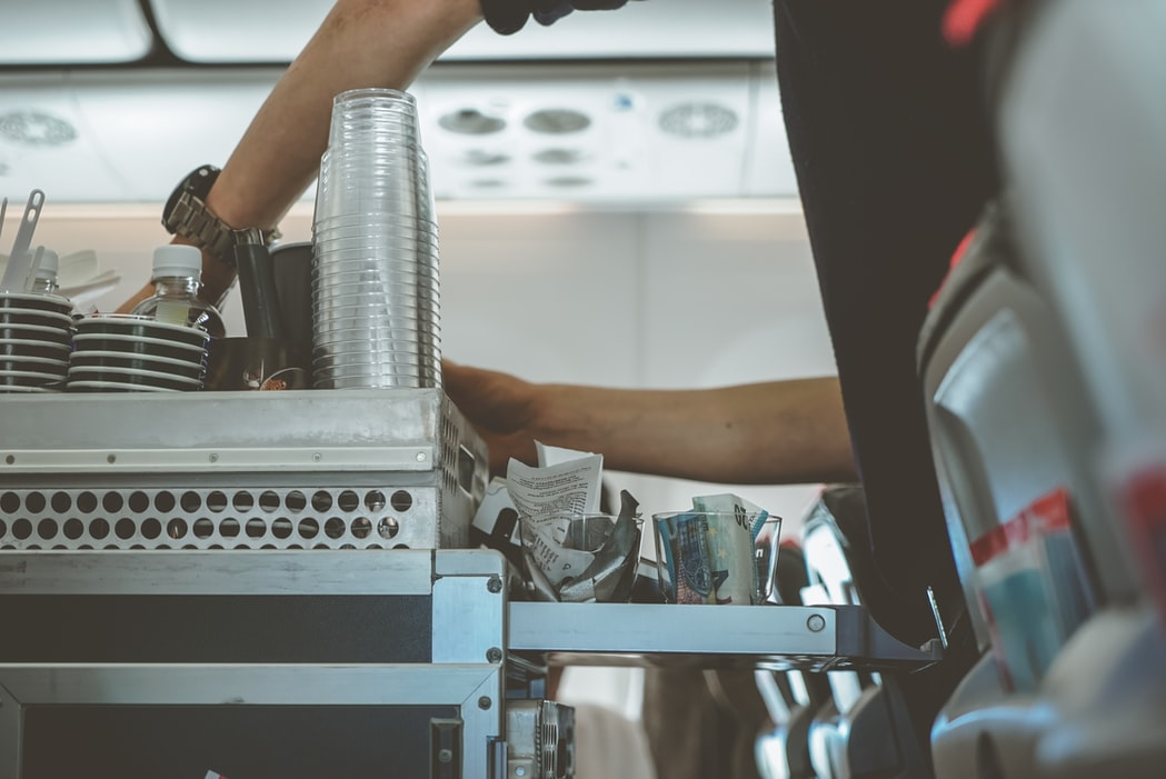 Appreciation to our airline crews! Source: Unsplash