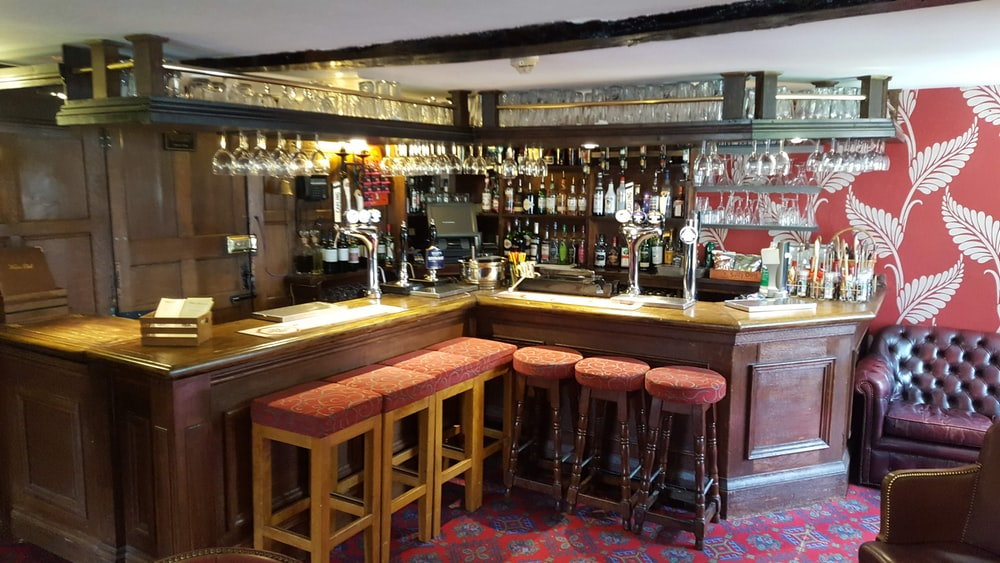 Furniture, pub, bar counter and beverage | HD photo by Phil