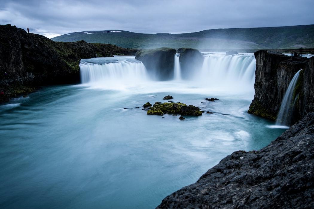 Trip to Godafoss. 10 things to do in Akureyri