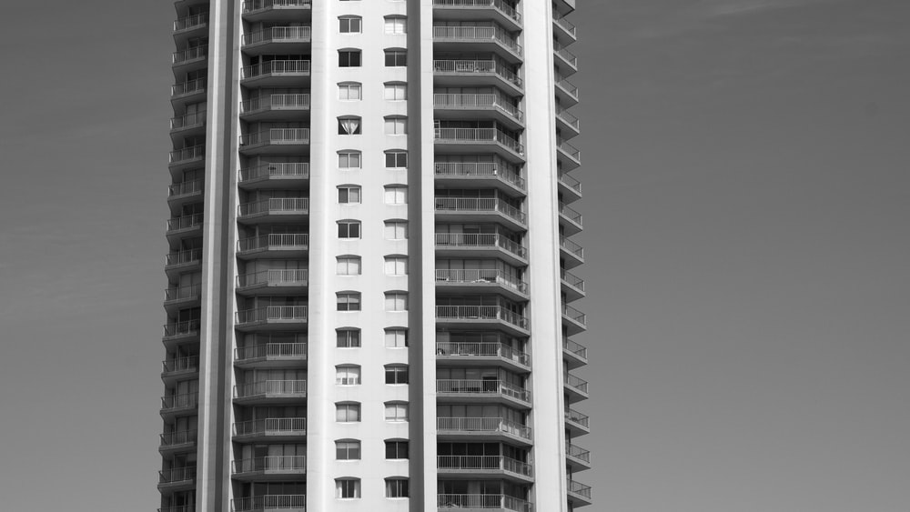 high-rise building during day