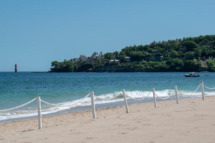 Senggigi Beach, Lombok, Indonesia.