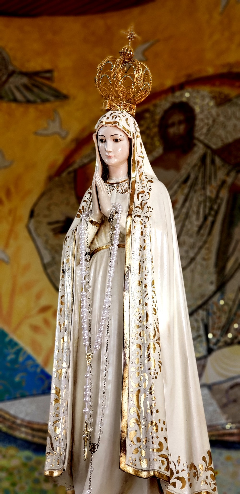Our Lady Of Fatima Pictures Download Free Images On Unsplash