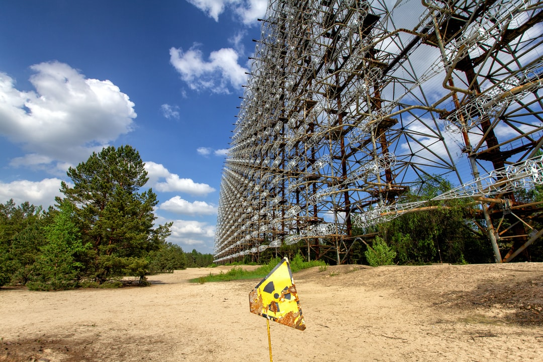 Duga, a Soviet over-the-horizon radar