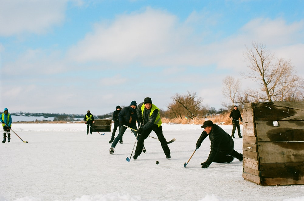 Hockey Goal Scoring