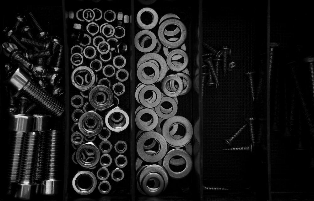 gray tool lot