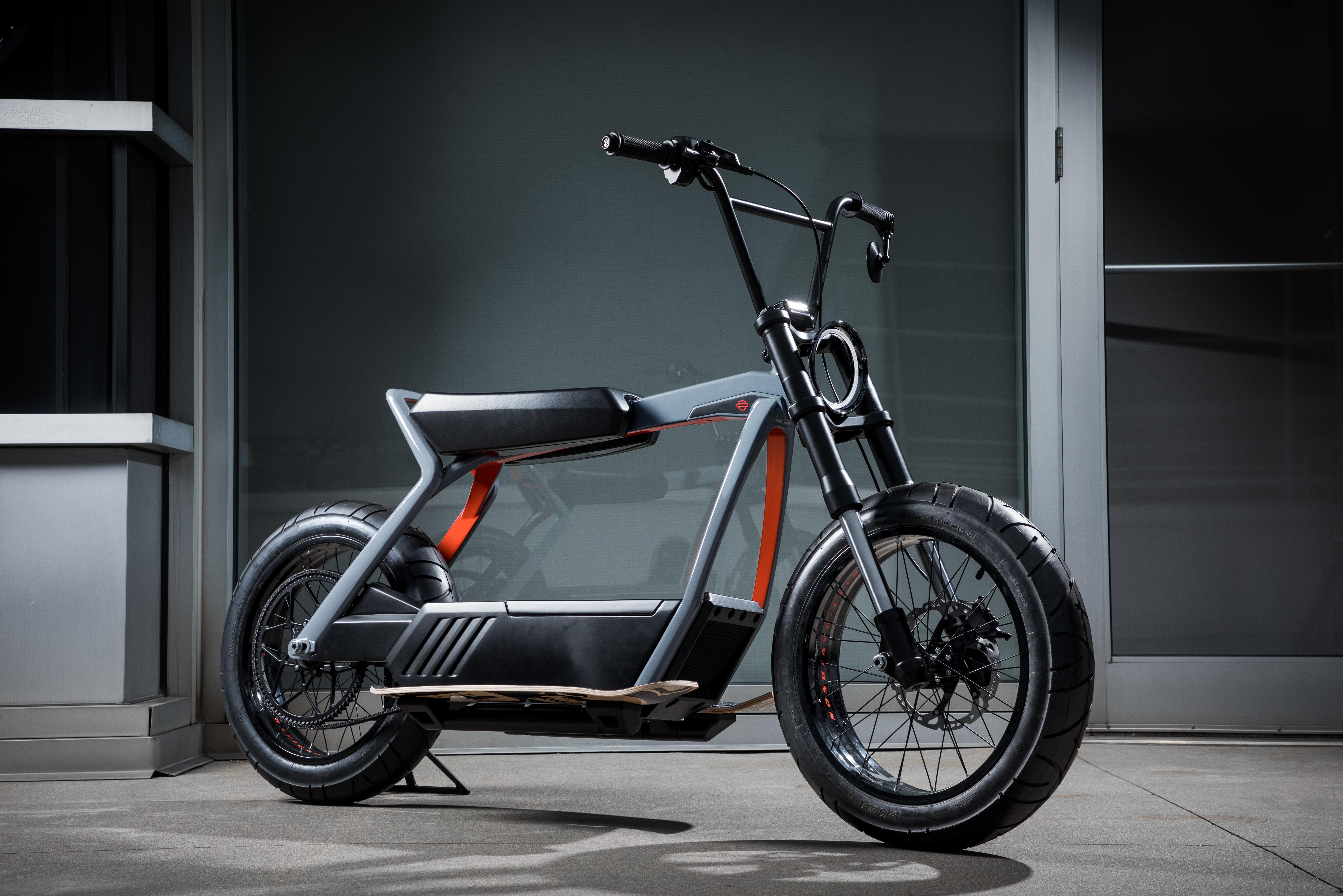 Razor MX 125 Electric Bike