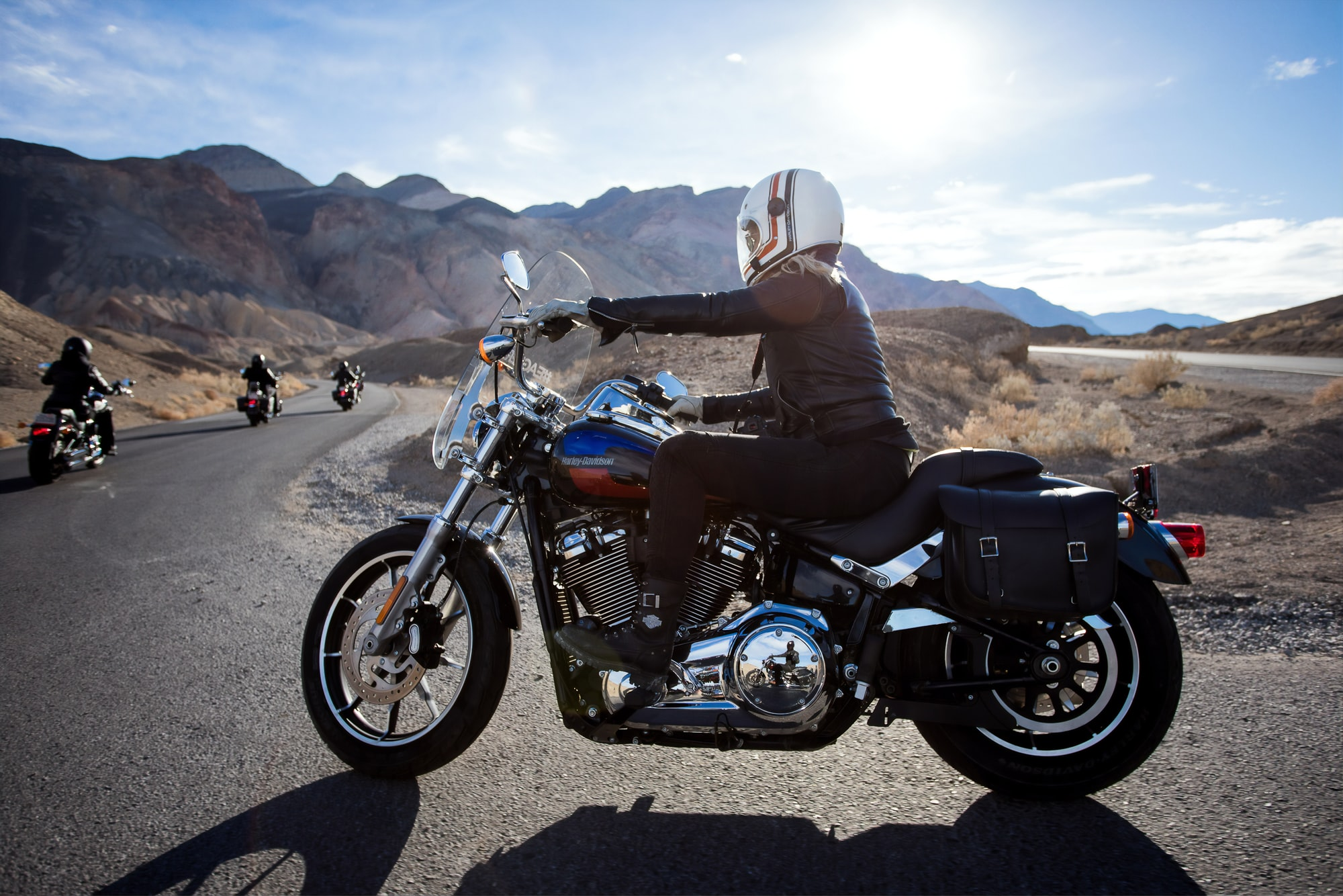 7 Motorcycle Riding Destinations for 2021