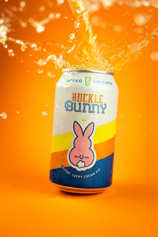Buckle Bunny can