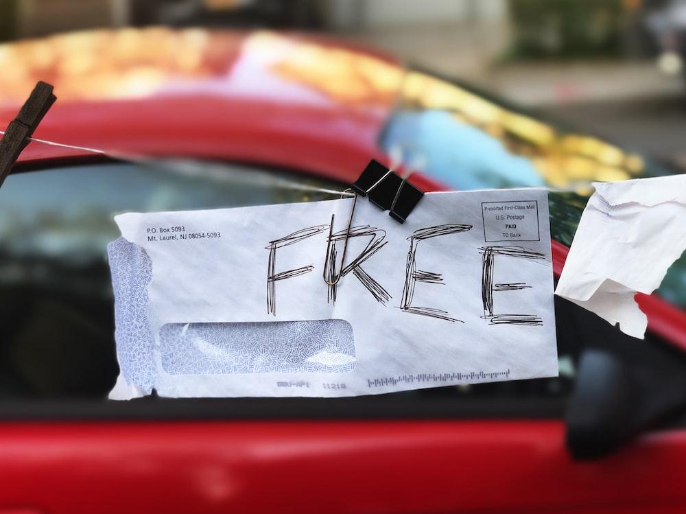 free printer paper