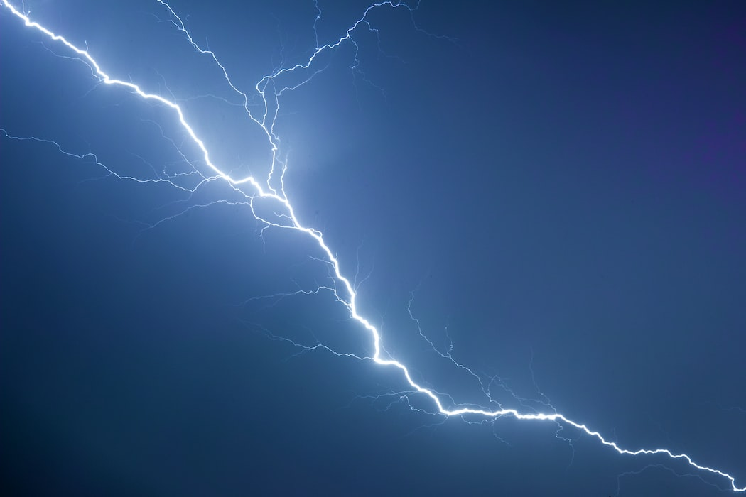 Lightning strikes about 6,000 times per minute on this planet!