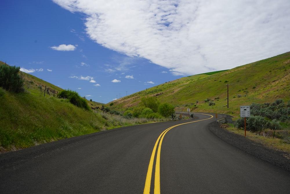 black top highway