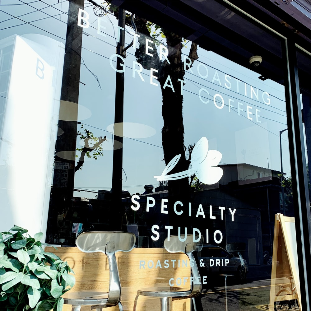 Specialty Studio-etched glass