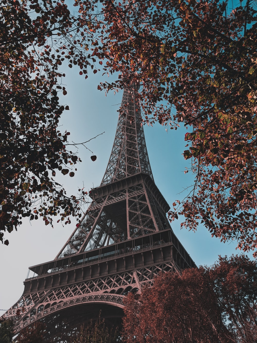Eiffel Tower, Paris during day time