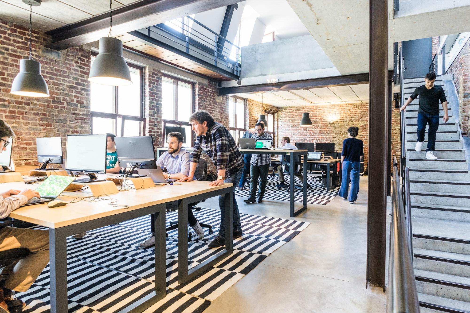 Full-stack startup
