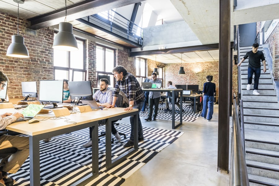 Top Ways to Improve Well-being at Work - Productivity - Lorelei Web