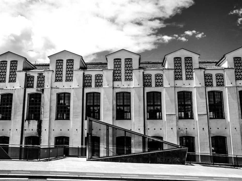 brown concrete buildings