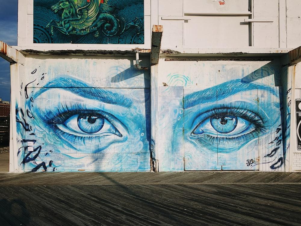 Graffiti Art Mural And Painting Hd Photo By Jon Tyson Jontyson