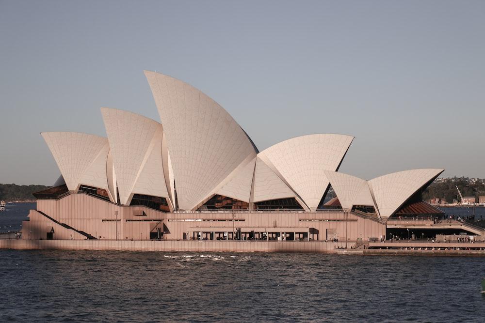 Sydney Opera House during daytime