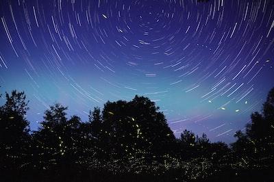 Aurora Lights during nighttime