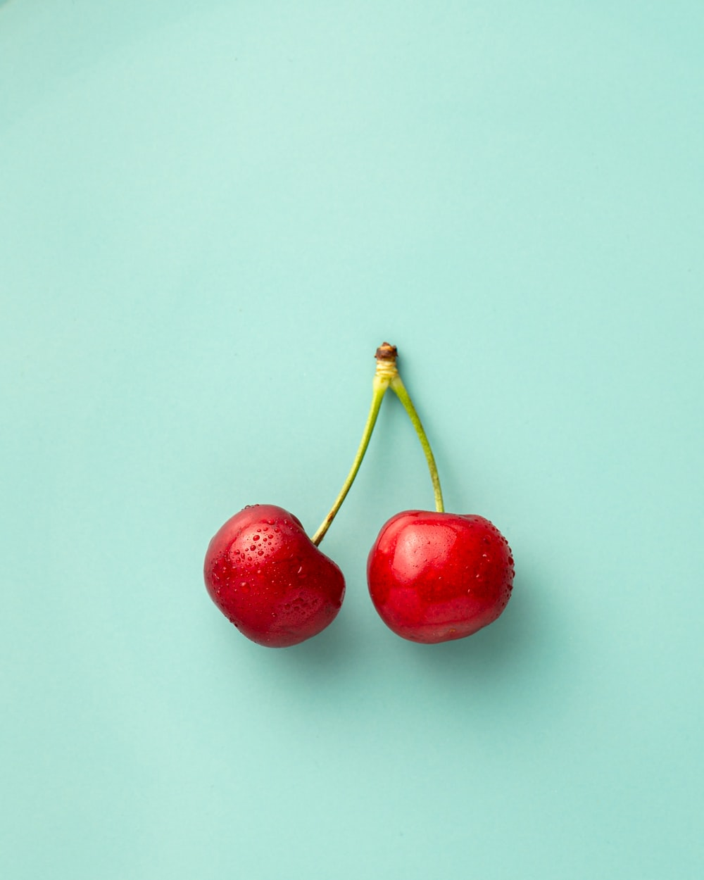 two cherries