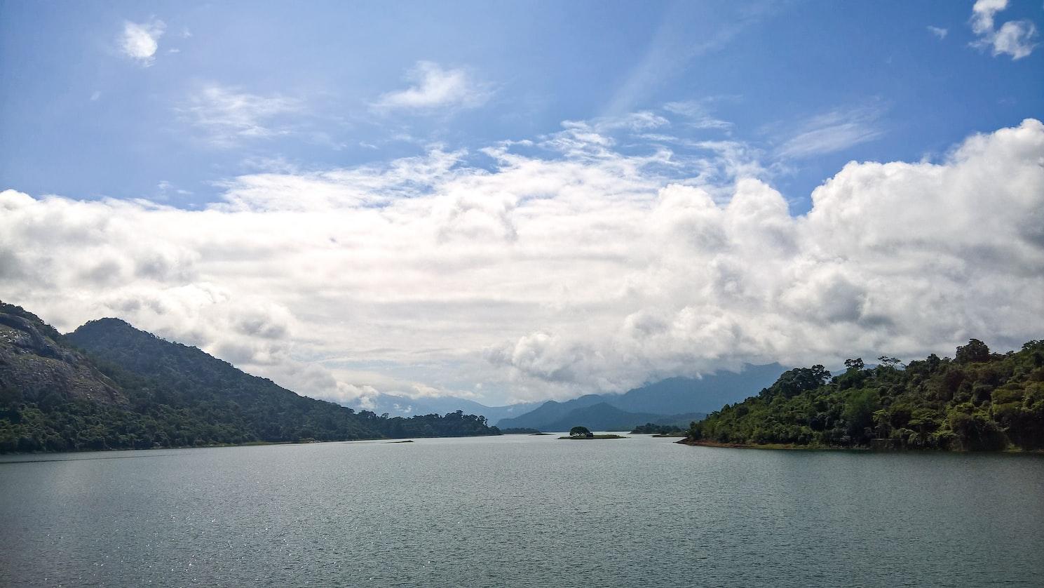 A click in Dharmadam Island