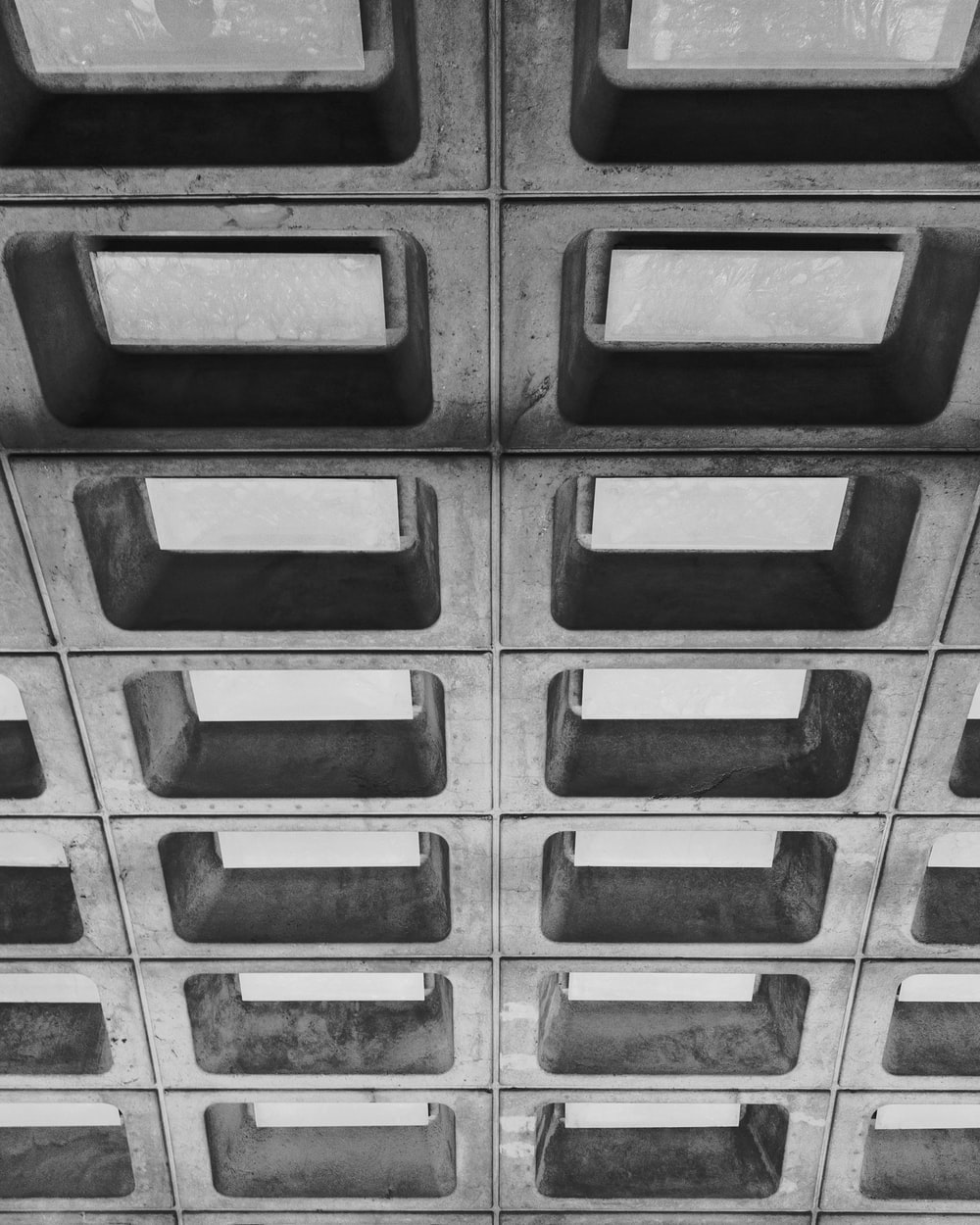 gray metal frame