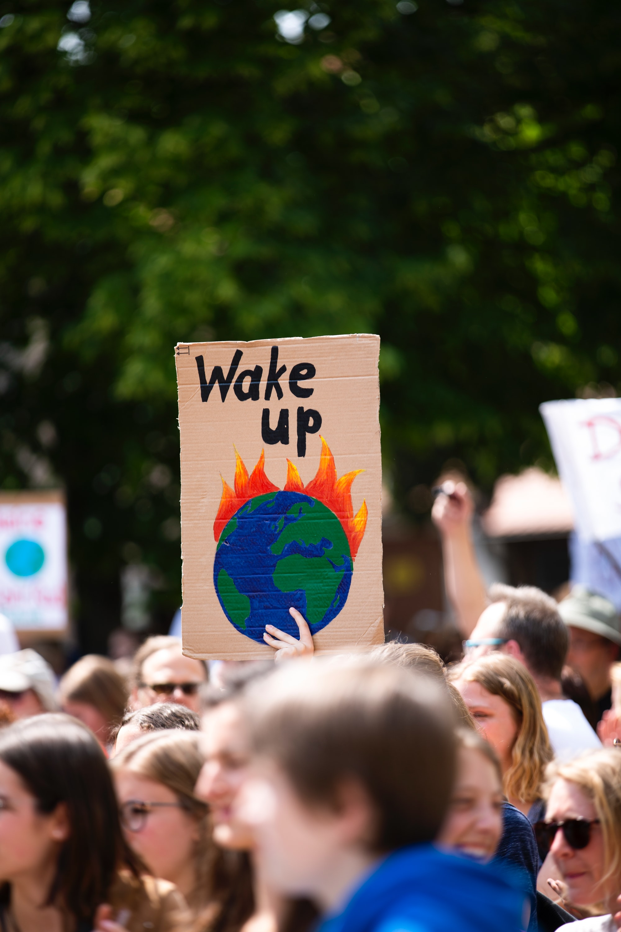 Fridays for future - global climate strike on the European elections (May 24 2019)