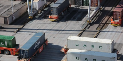 Port Of Long Beach Expands COVID-19 Test Center Operation For Workers